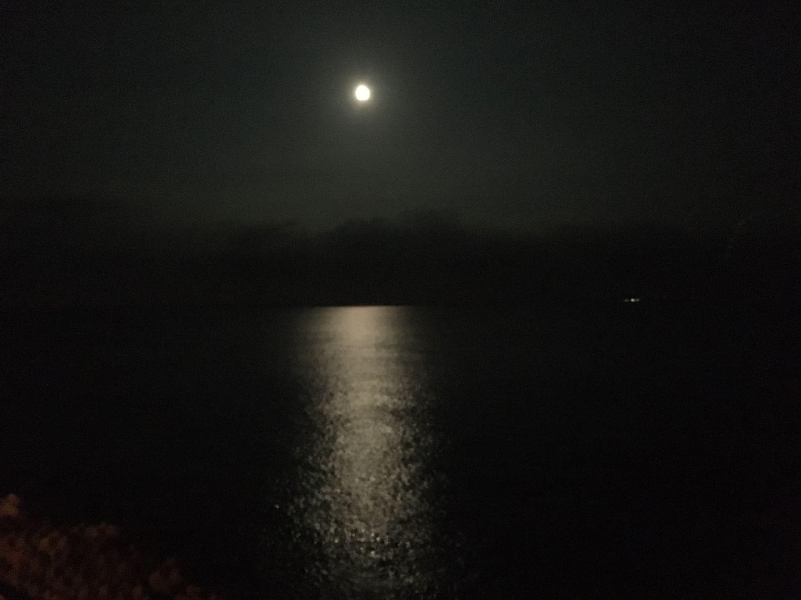 周辺観光のご案内(月の道)