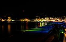 周辺観光のご案内(熱海サンビーチライトアップ)