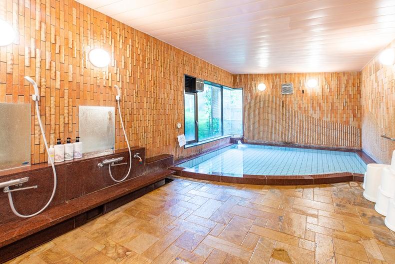 【利用日限定】ヴェルデの森で「貸切風呂」を堪能